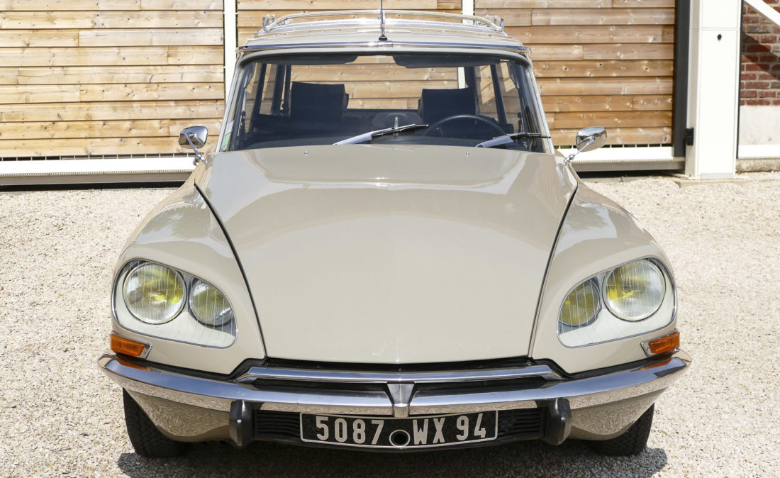 1969 Citroen ID21 Break Hydro