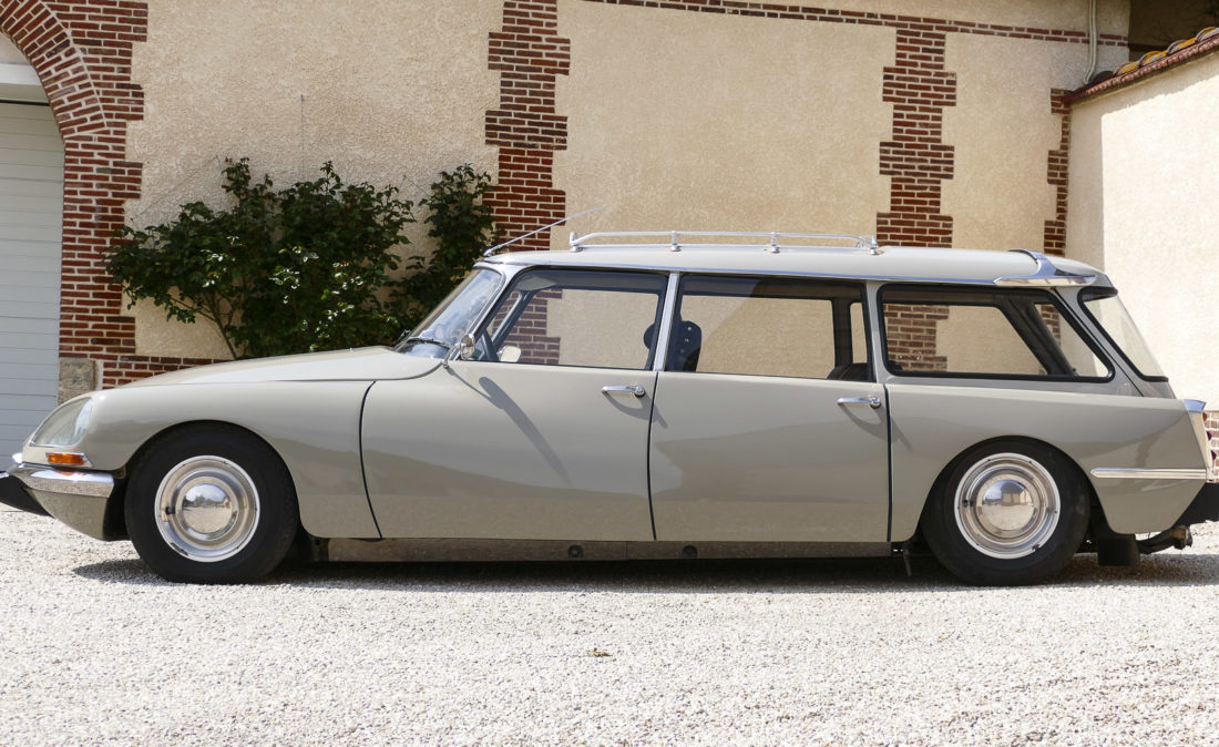 1969 Citroen ID21 Break Hydro-2