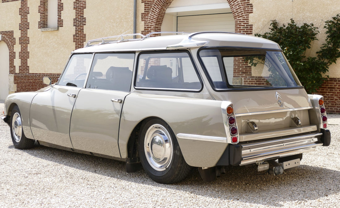 1969 Citroen ID21 Break Hydro-3